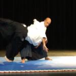 Démo Club Aikido de Bruges